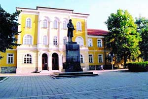 The Aprilov High School established in 1835